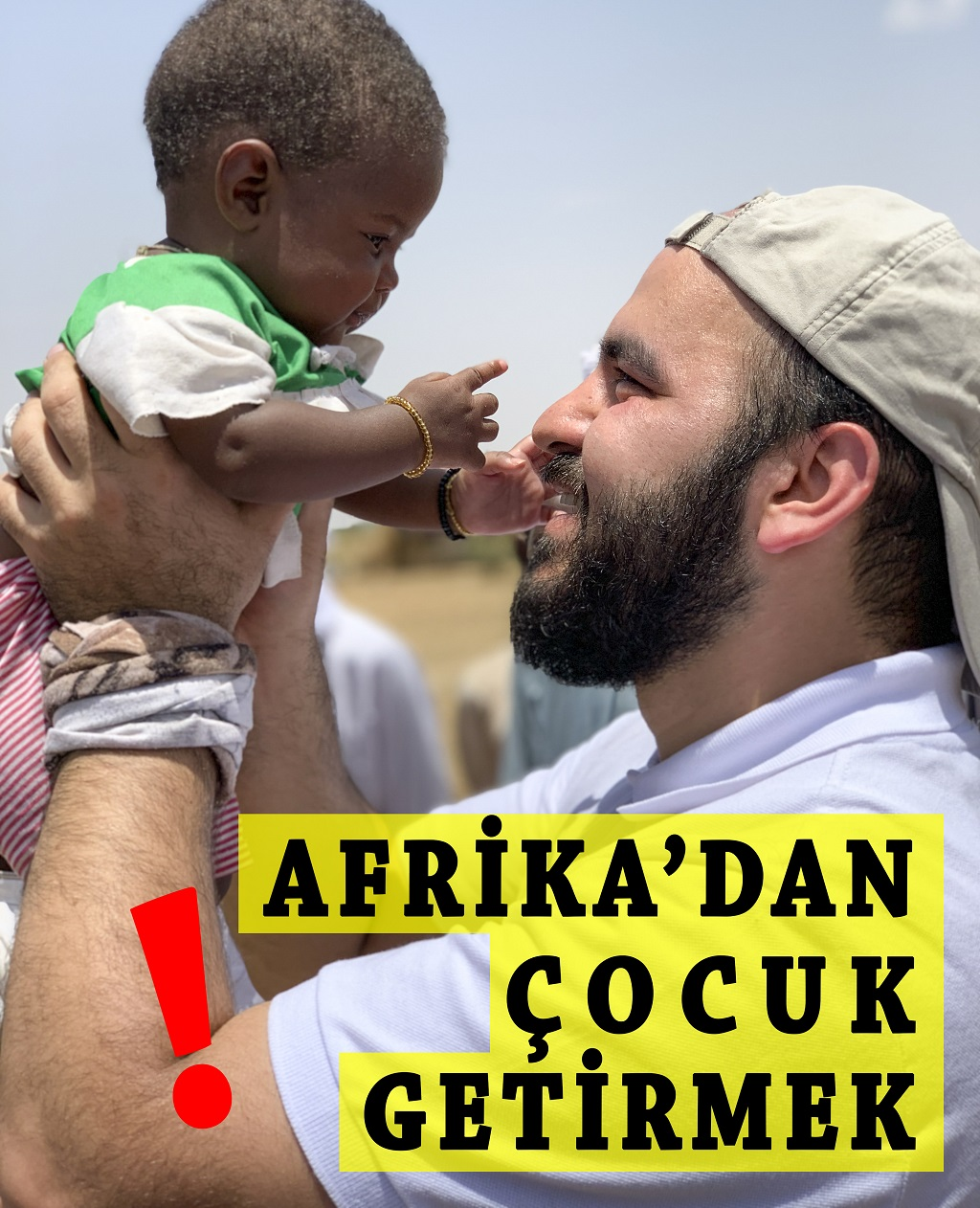 Afrika'dan Çocuk Getirmek